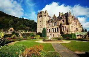 最浪漫的结婚之地——爱尔兰的古堡